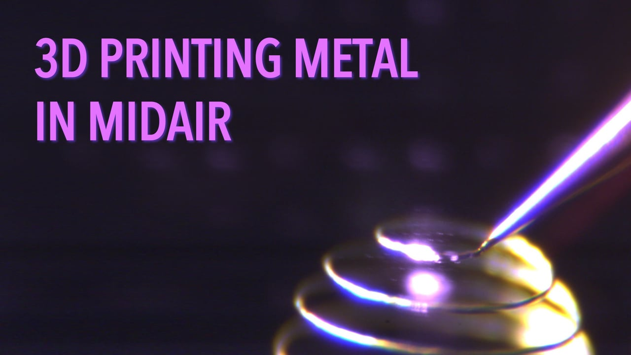 Metal in Midair Cover photo